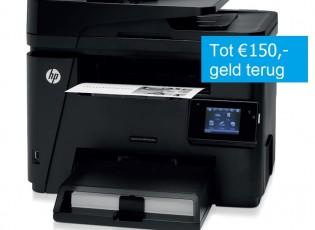 HP Printer inruil actie