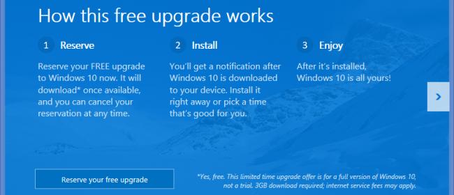 Upgrade naar Windows 10 voor het te laat is